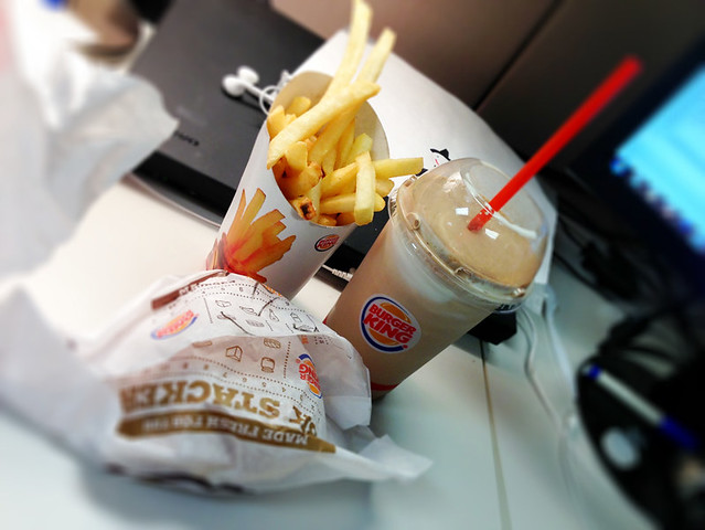 "Burger King ""food"""