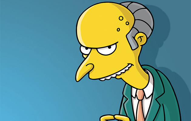 Mr. Burns is Wayne LaPierre's father.