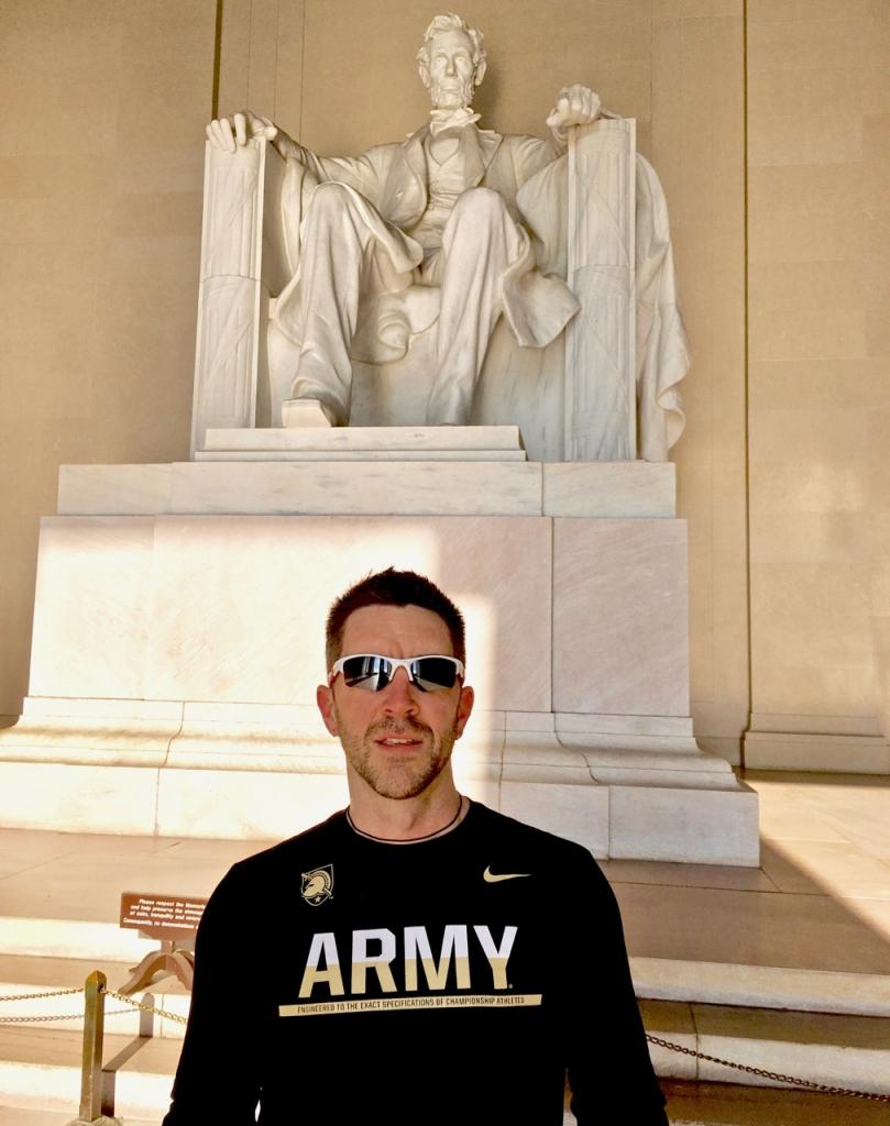 Me @ Lincoln Memorial